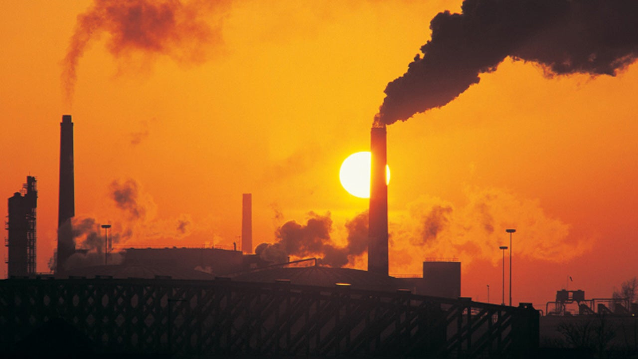 Air Pollution Linked to Rising ADHD Cases