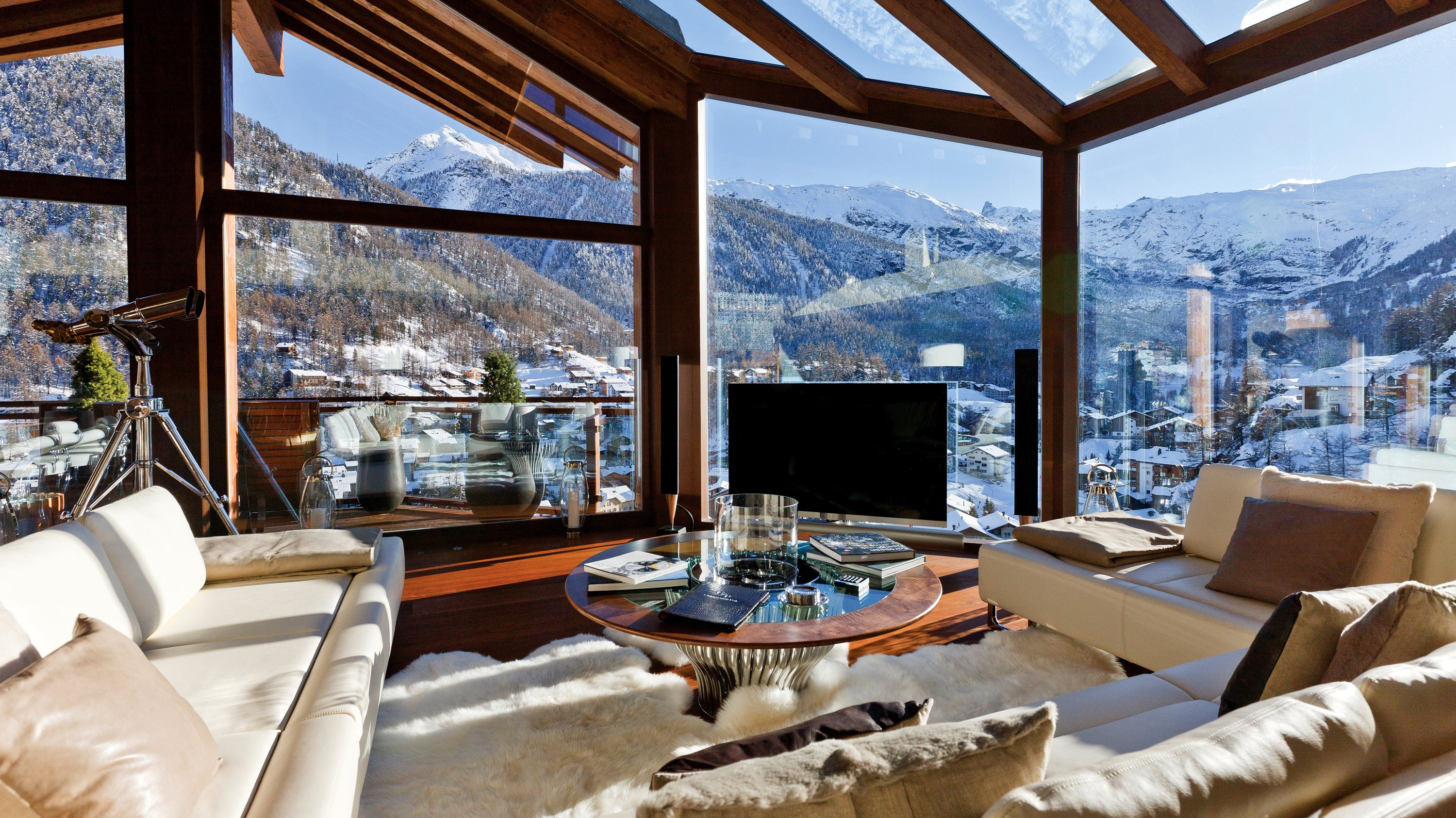 Luxurious Ski Chalets You Have To See To Believe (PHOTOS)