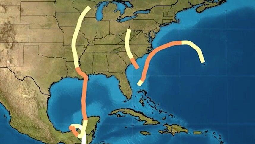 How 2021 Is Already Following in Last Hurricane Season's Footprints