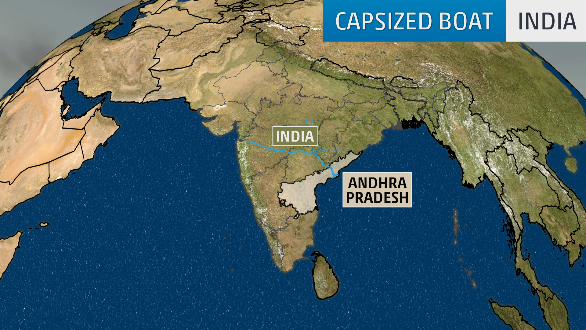 At Least 14 Dead, 24 Missing After Tourist Boat Capsizes on India's Rain-Swollen Godvari River