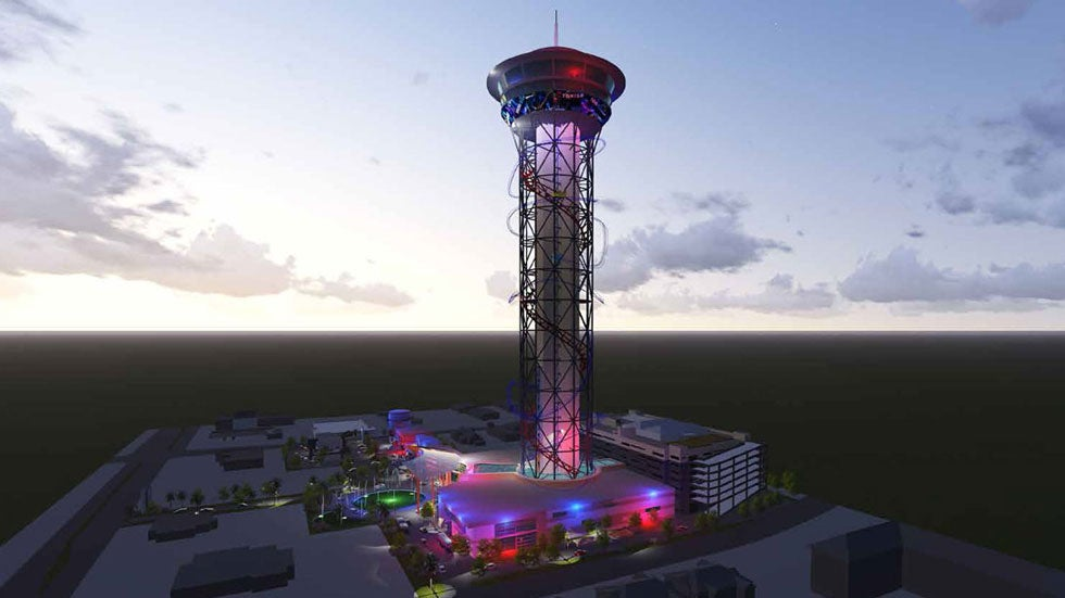 World's Tallest Roller Coaster Will Tower More Than 50 Stories Above Orlando