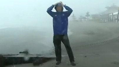 Tropical Storm Fay Batters Jersey Shore