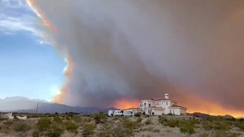Wildfire Smoke as Deadly as Climate Change?