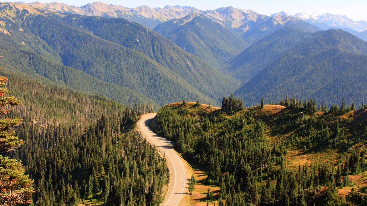 10 Most Popular National Parks in America (PHOTOS)