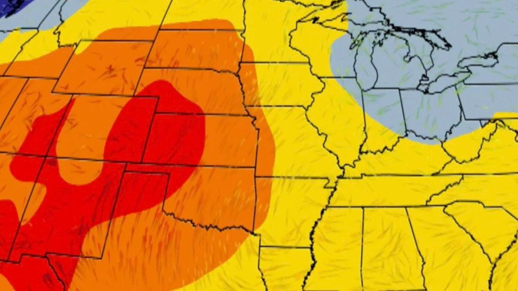 Heat and Humidity Returning to Midwest This Weekend