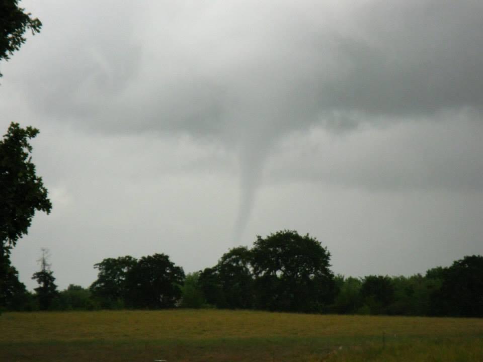 rare oregon tornado damages buildings