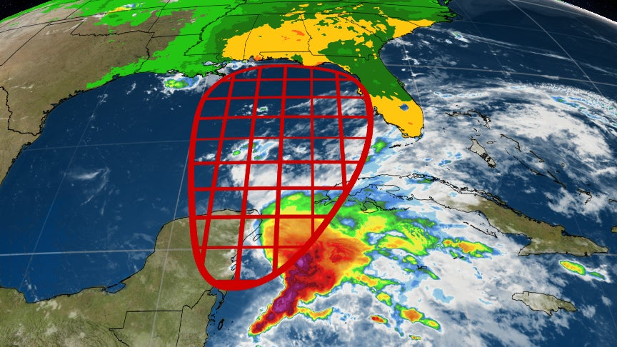 Tropical Development Future Alberto Likely In The Gulf