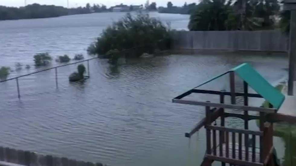 Tropical Storm Beta Brings Coastal Flooding and Storm Surge Concerns