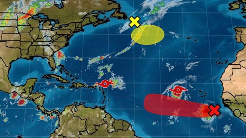 What We're Watching in a Busy Atlantic