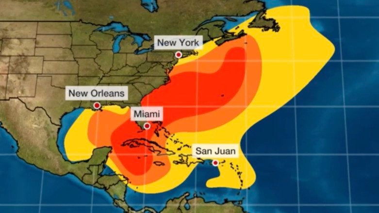 Threat of Atlantic Hurricanes Continues Into October