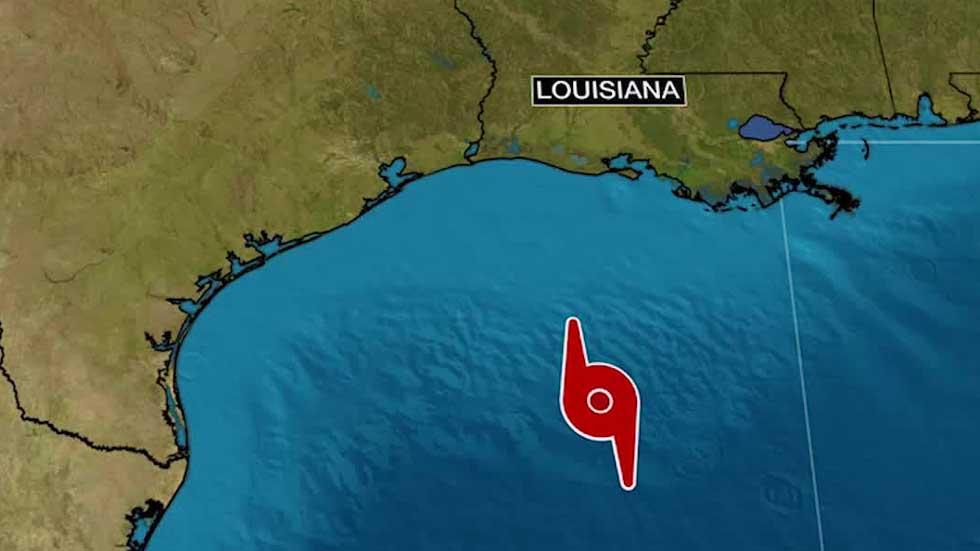 Beta to Bring Flooding Rain to Louisiana