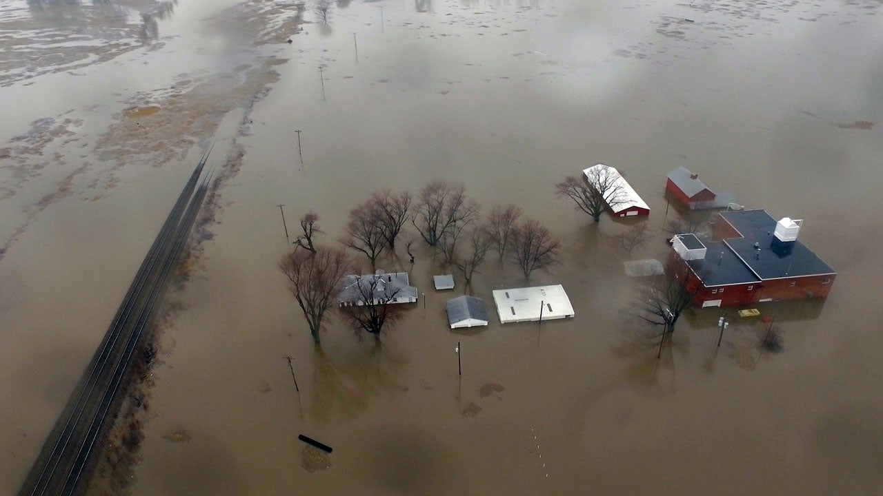 Historic Midwest Flooding Likely to Cost at Least $1 3 Billion in