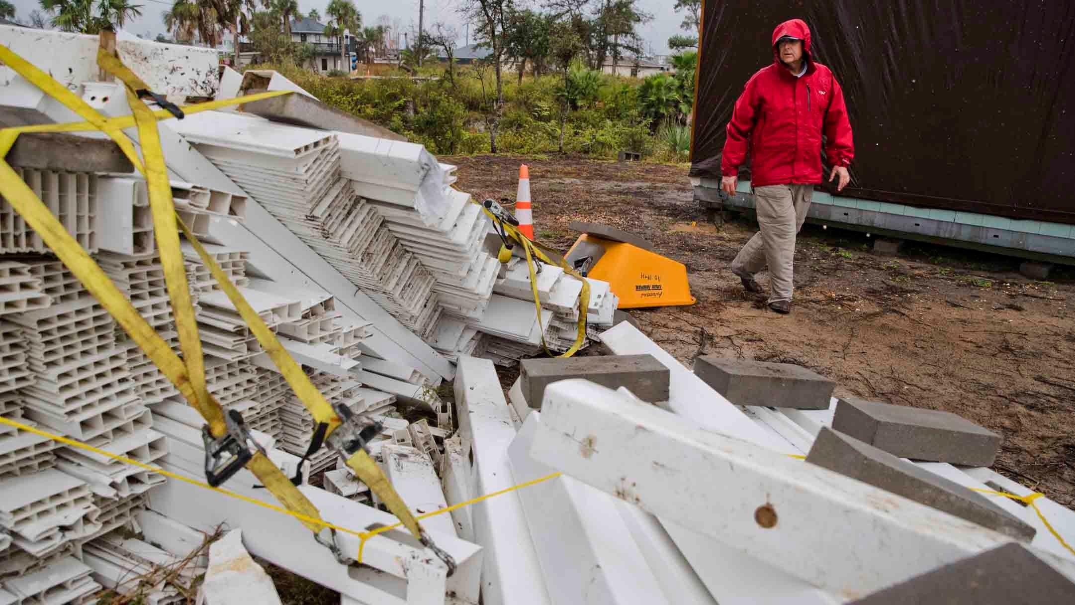 Tornadoes Spawned by Tropical Storm Nestor Strike Central Florida