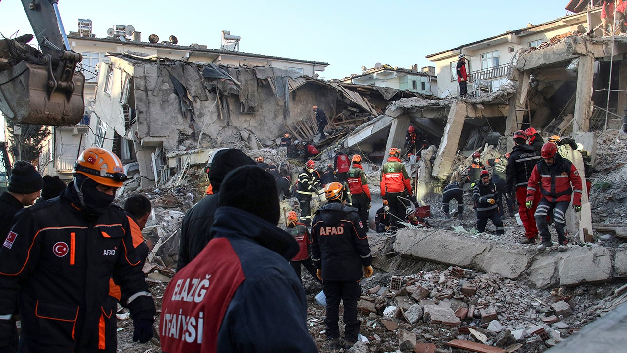 turkey earthquake - photo #21