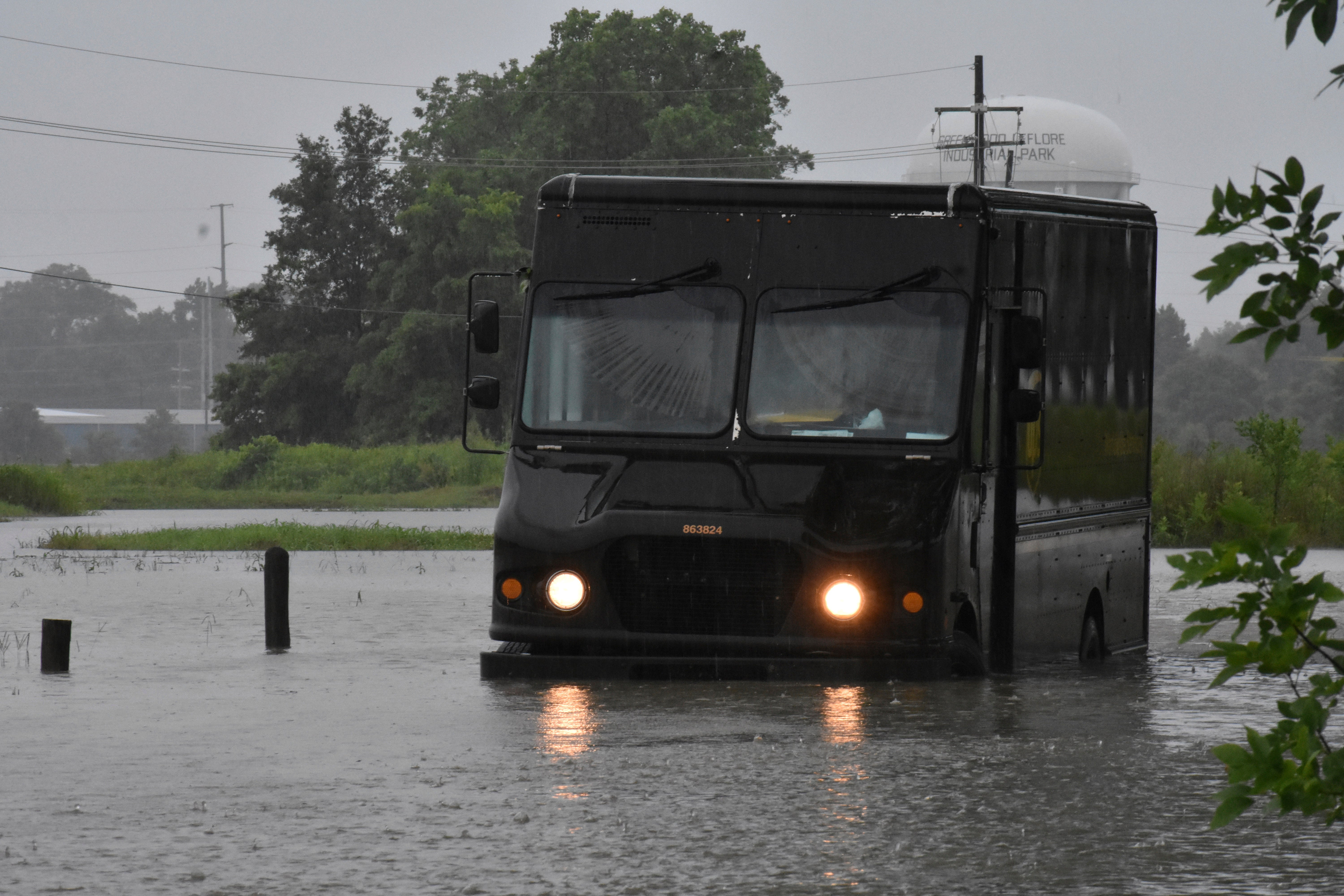 Photos of the Flooding in the Deep South
