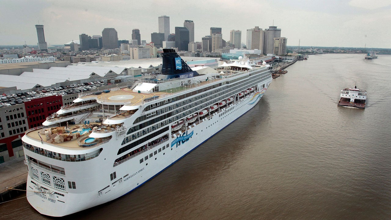 Passengers Protest as Cruise Ship Diverted Due to Bad Weather