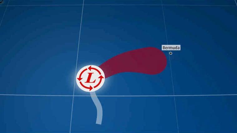 Subtropical Storm Andrea Fizzles Less Than 24 Hours After Formation (RECAP)