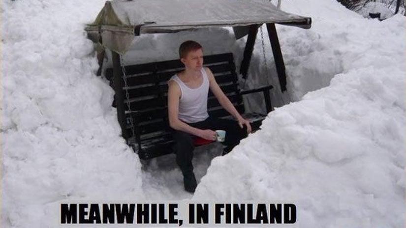 social media memes arrive with winter storm juno