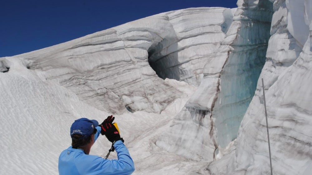 Northern Cascades Glaciers Suffer 'Shocking Loss' Due to Climate Change, Annual Survey Shows