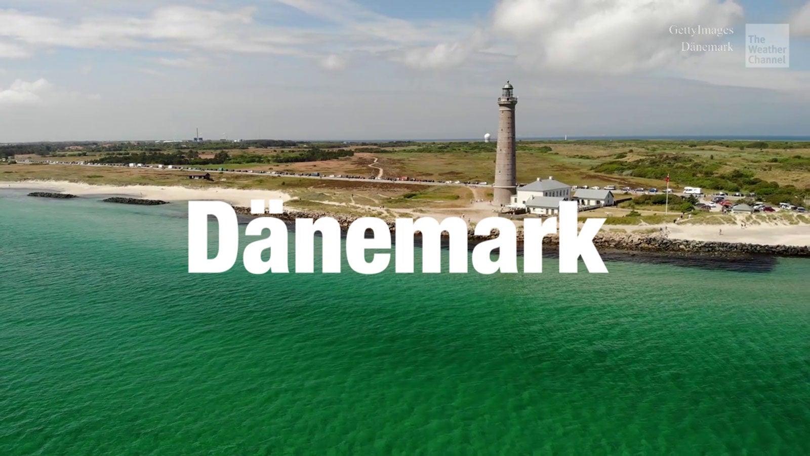 Virtuelle Reise durch Dänemark