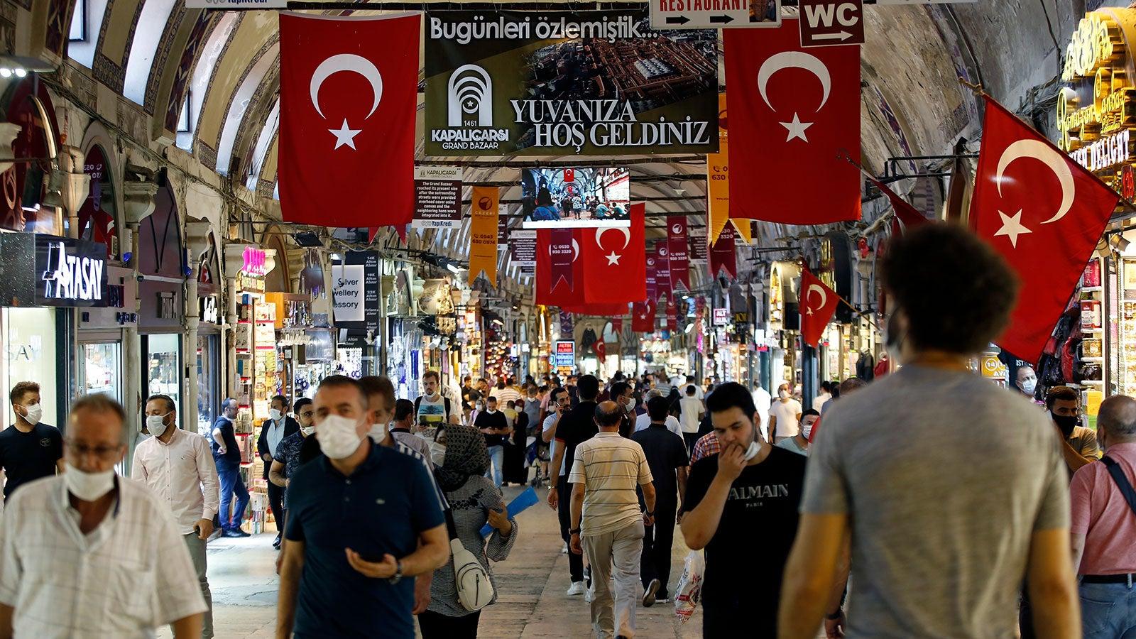 Krise Türkei