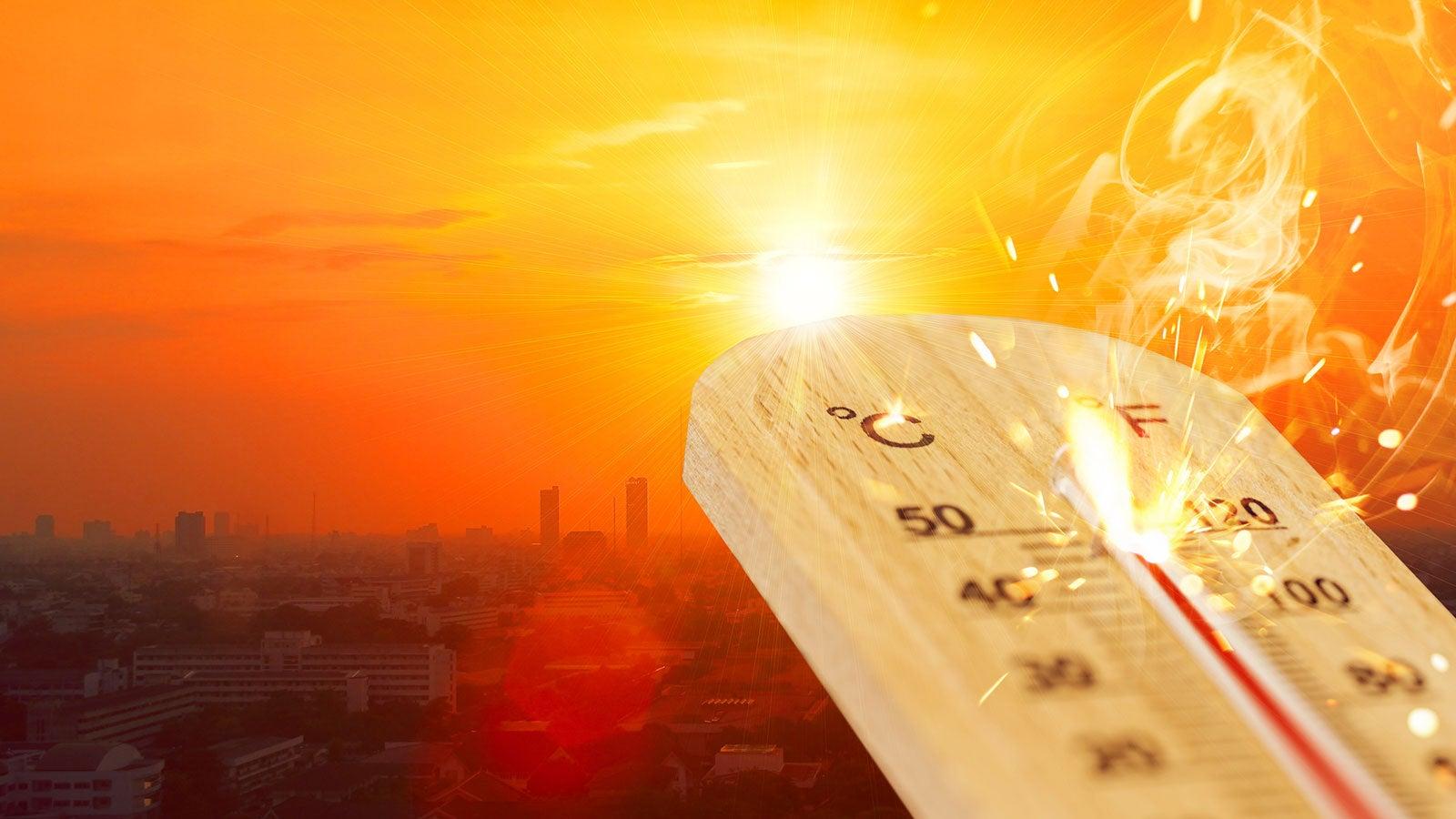 Hitzewelle 2003: Ursache für atmosphärische Blockade gefunden