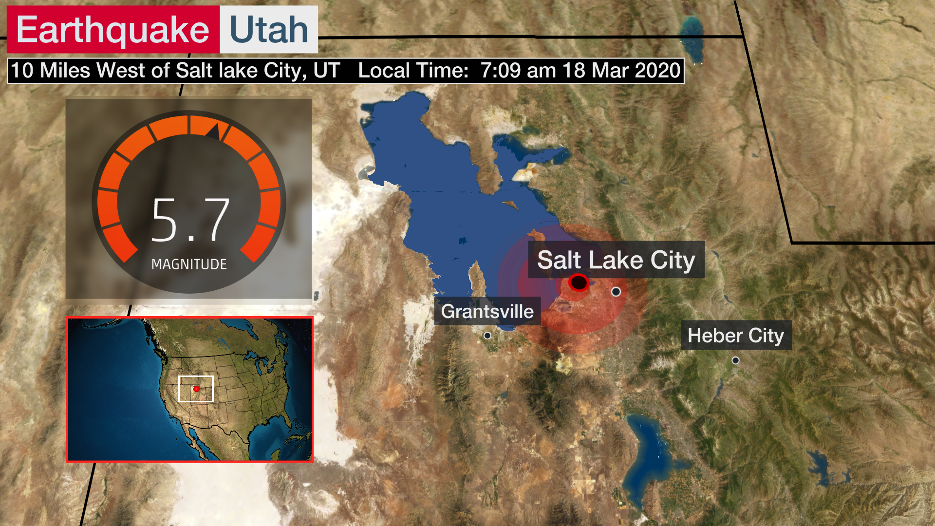 Slikovni rezultat za Salt Lake City earthquake