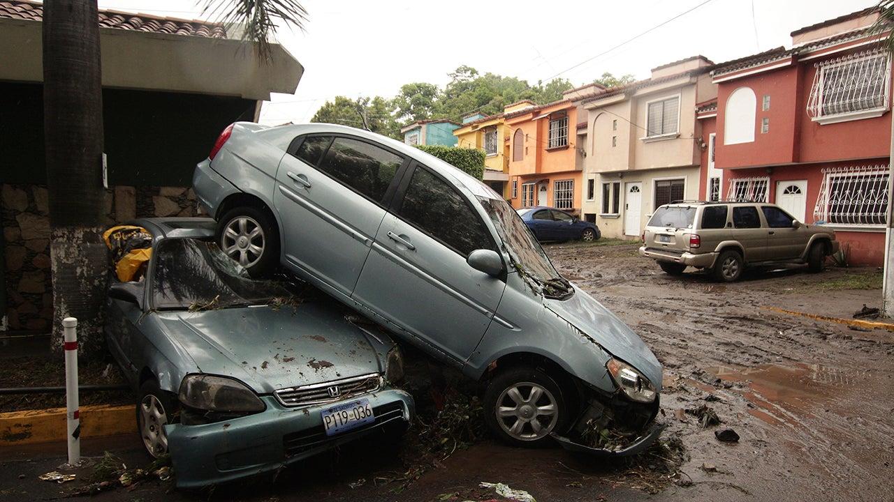 Tropical Storm Amanda Kills 17 in El Salvador, Guatemala