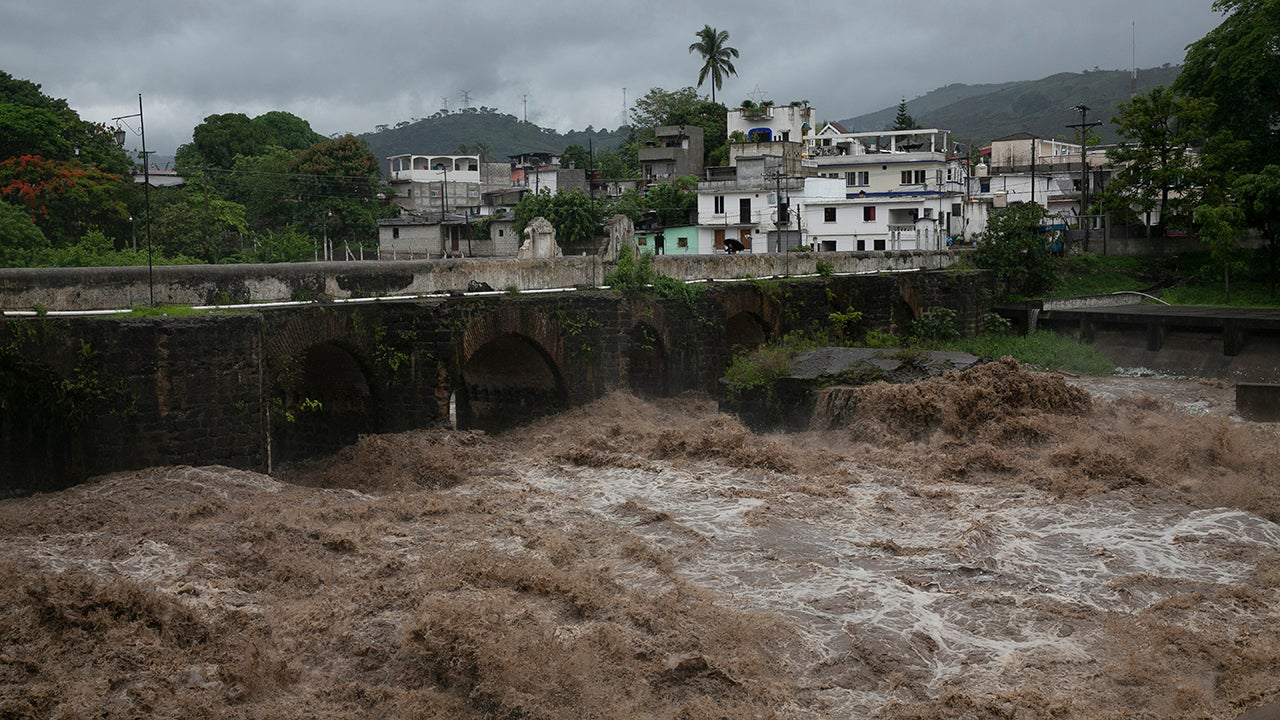Flooding Reported on Mexico's Yucatan Peninsula Before Cristobal Became a Tropical Storm