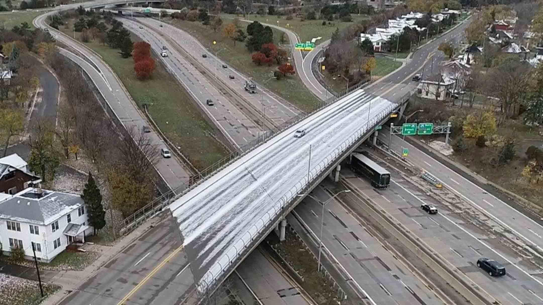What Makes Icy Bridges So Dangerous?