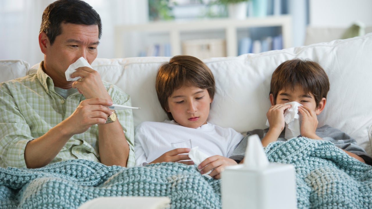 How to Protect Your Home from Colds and the Flu