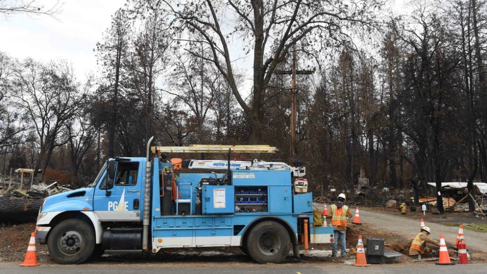 Nearly 1 Million Customers Face Power Outages Due to California Wildfire Threat