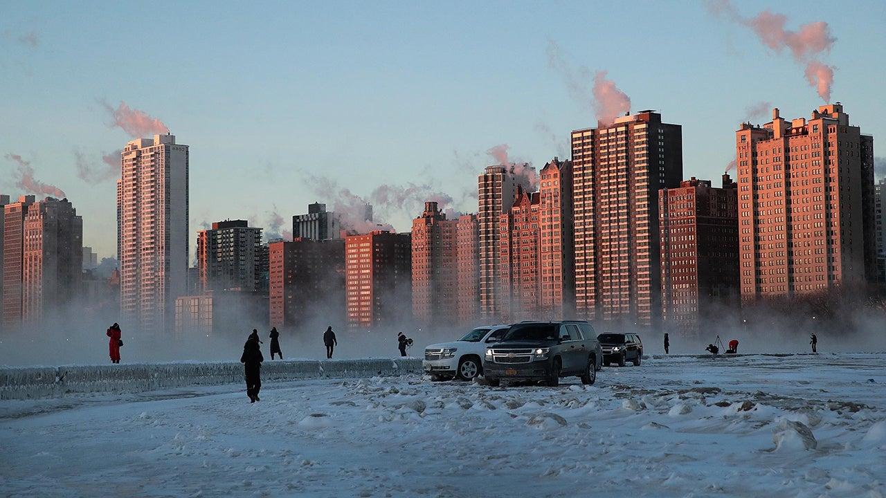 Frío extremo culpado por 11 muertes en el medio oeste y noreste