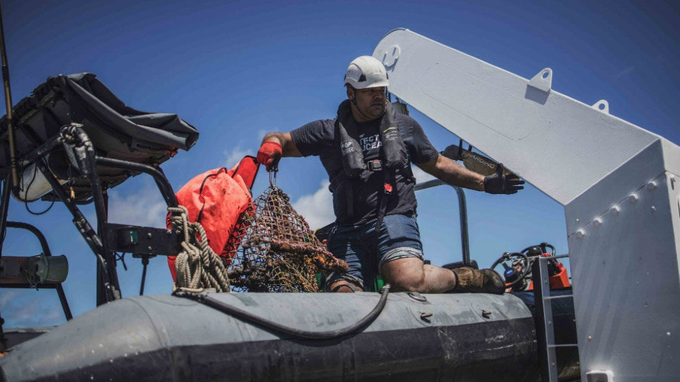Discarded Fishing Gear is a Major Source of Ocean Pollution, Greenpeace Says