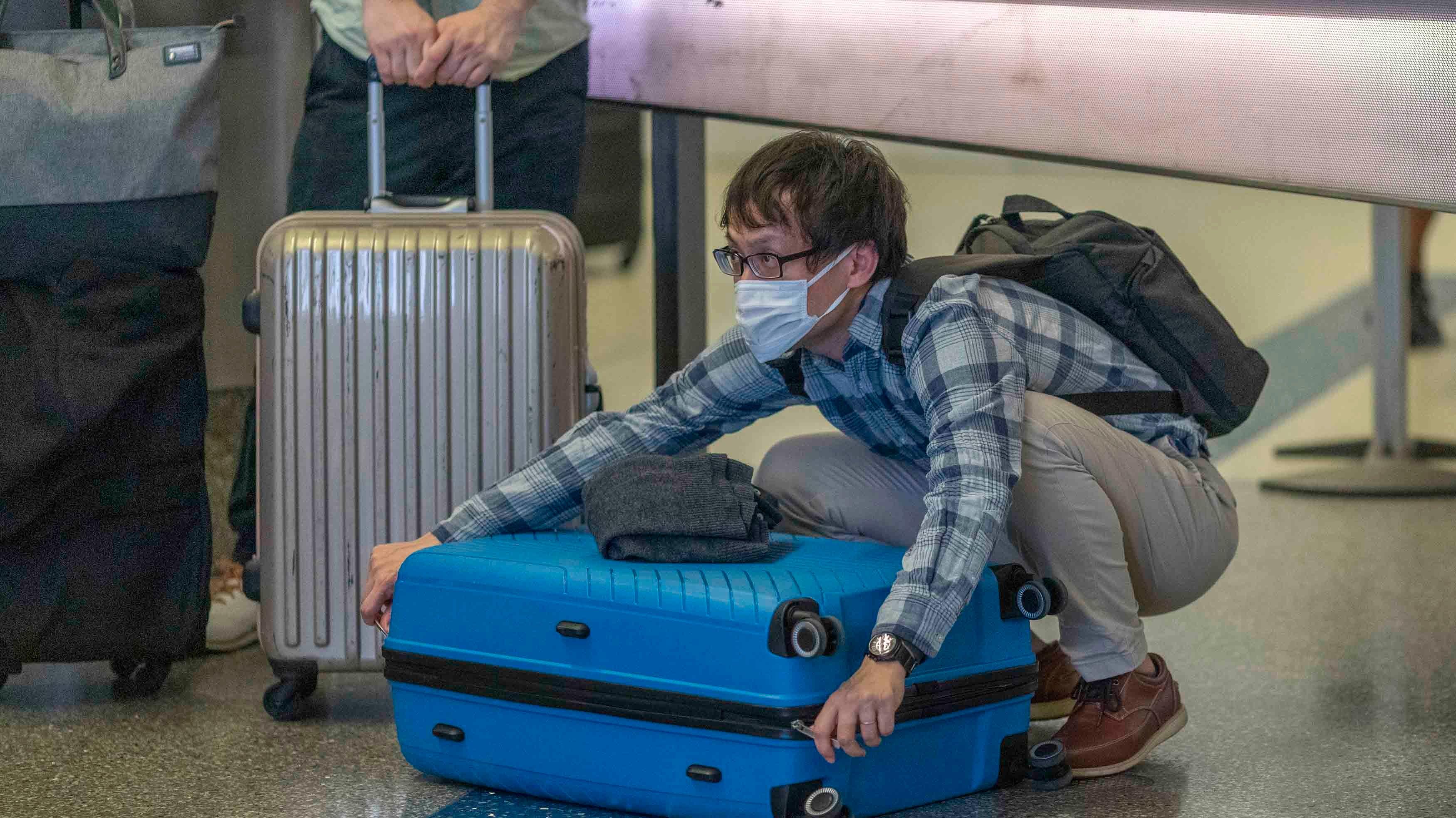 Coronavirus and Flu: Will Air Travel Make You Sick?