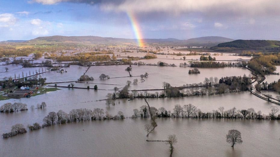 More Rain This Week for Flood-Ravaged British Isles