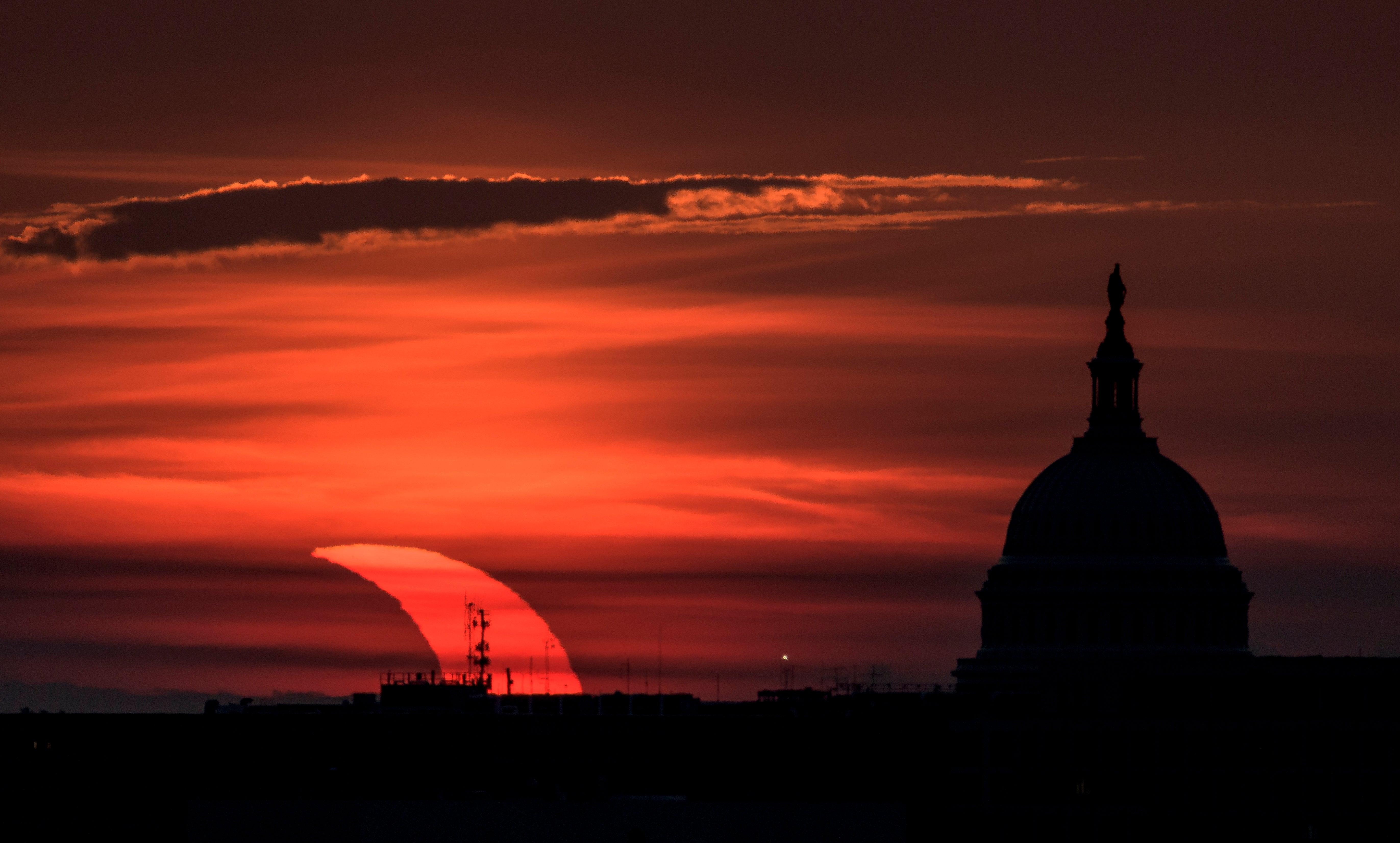 Spectacular Photos of Thursday's Solar Eclipse