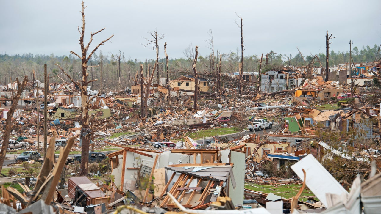 In 2019, Lee County, Alabama, Saw the Deadliest Day of Tornadoes in Six Years.