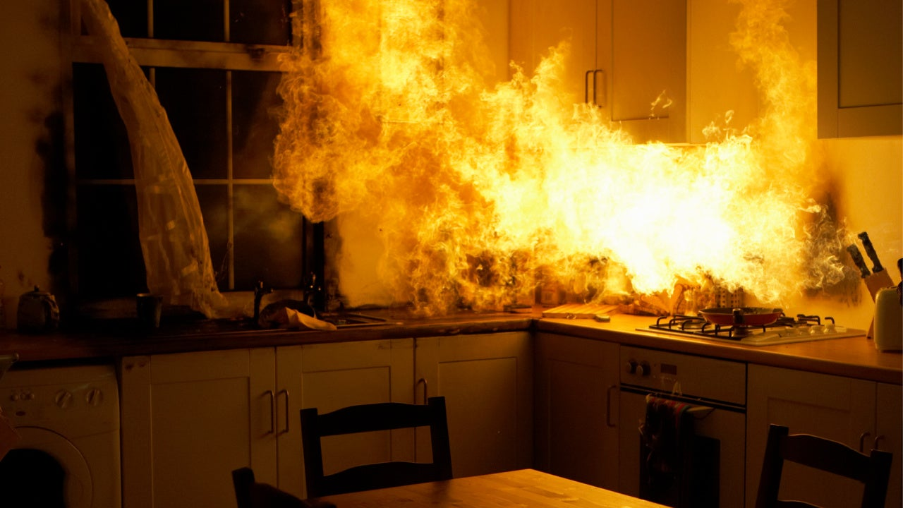 How To Mitigate Your Home's Fire Risk