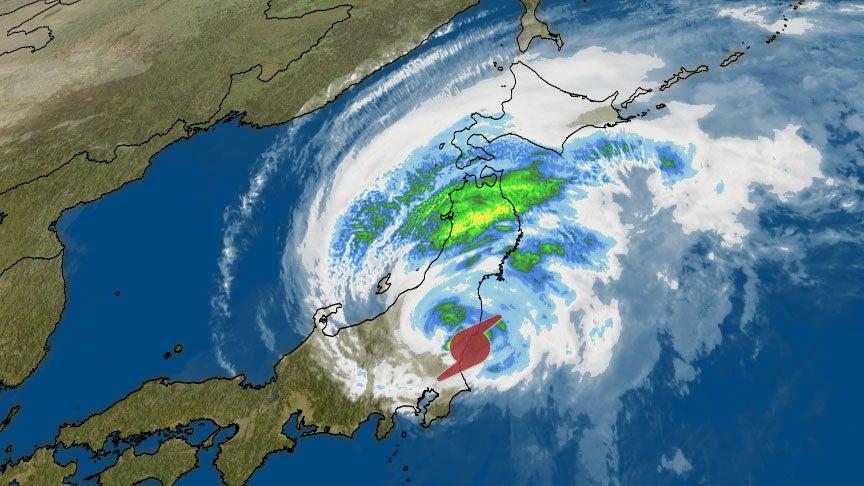 Typhoon Hagibis Struck Japan After Rapidly Intensifying Over the Western Pacific Ocean (RECAP)
