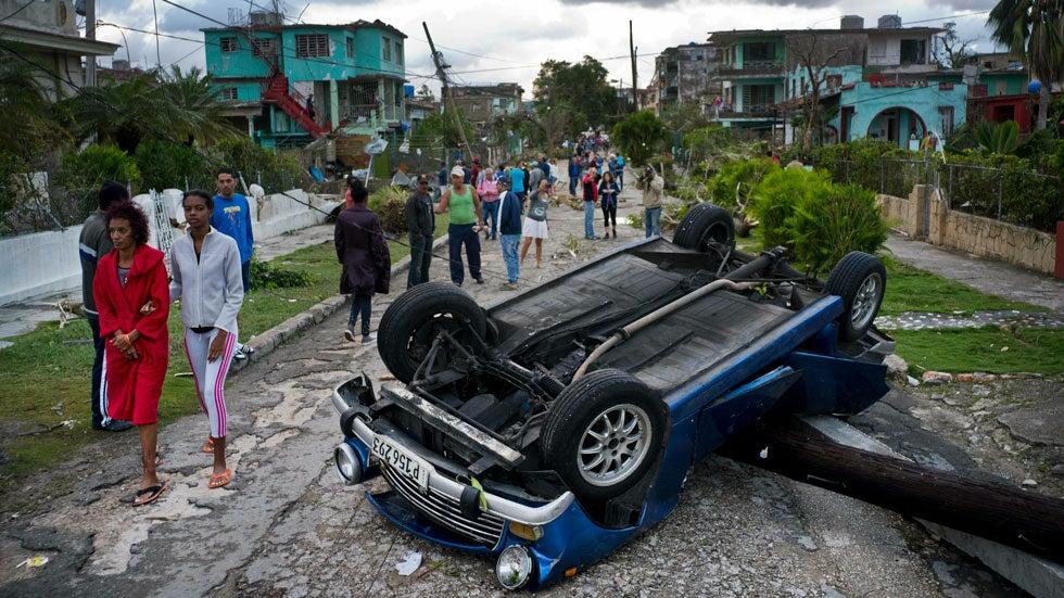 Al menos 3 muertos y 172 heridos deja poderoso tornado en Cuba