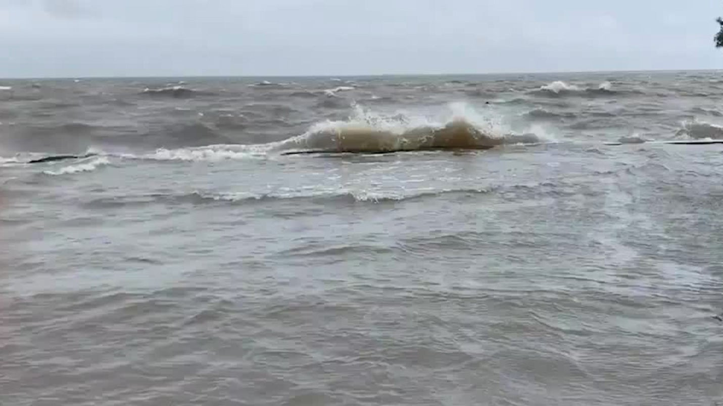 Flooding, Rescues Along Gulf Coast in Cristobal's Wake