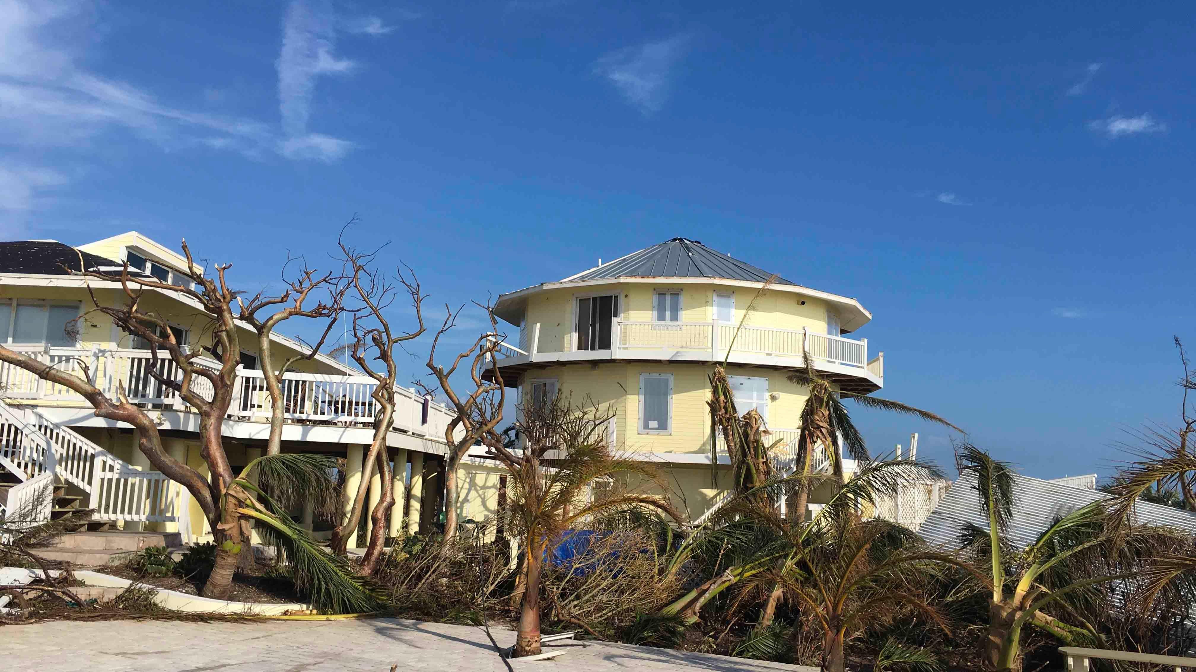 How Does a Home Survive Amid the Devastation of A Major Hurricane like Dorian?