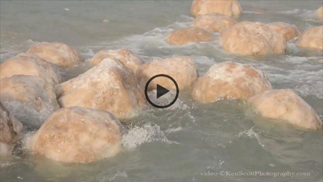 a big winter phenomenon returns to lake michigan