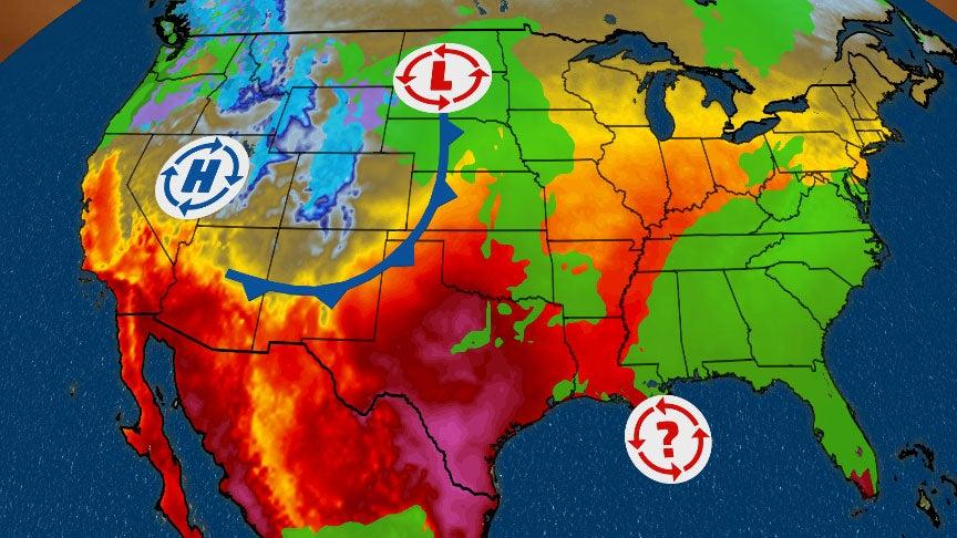USA National Forecast - weather.com