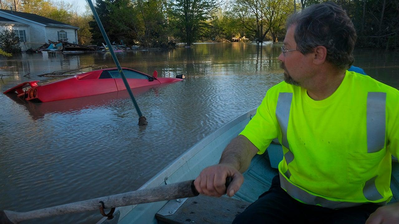 Michigan Dam Break Victims Begin to Assess Damage