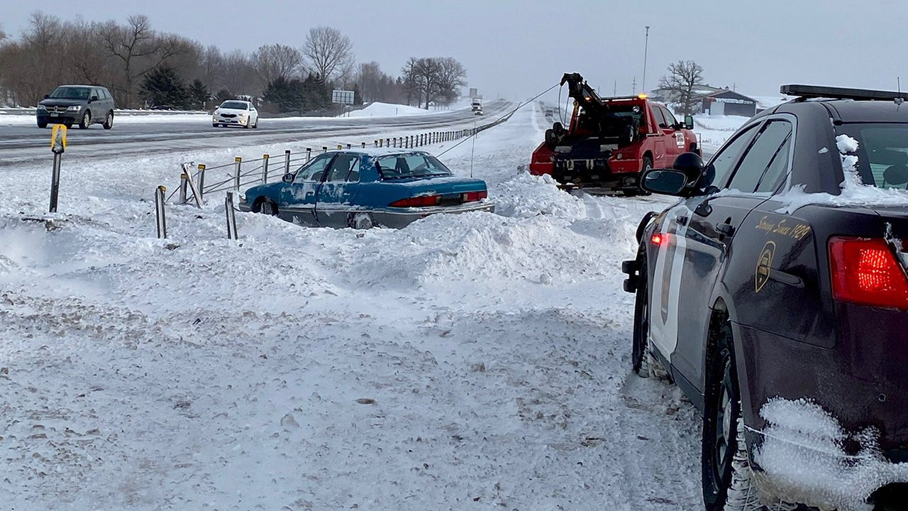 Two Deaths Blamed on Winter Storm that Canceled Flights, Shut Down Interstates From Midwest to Northeast