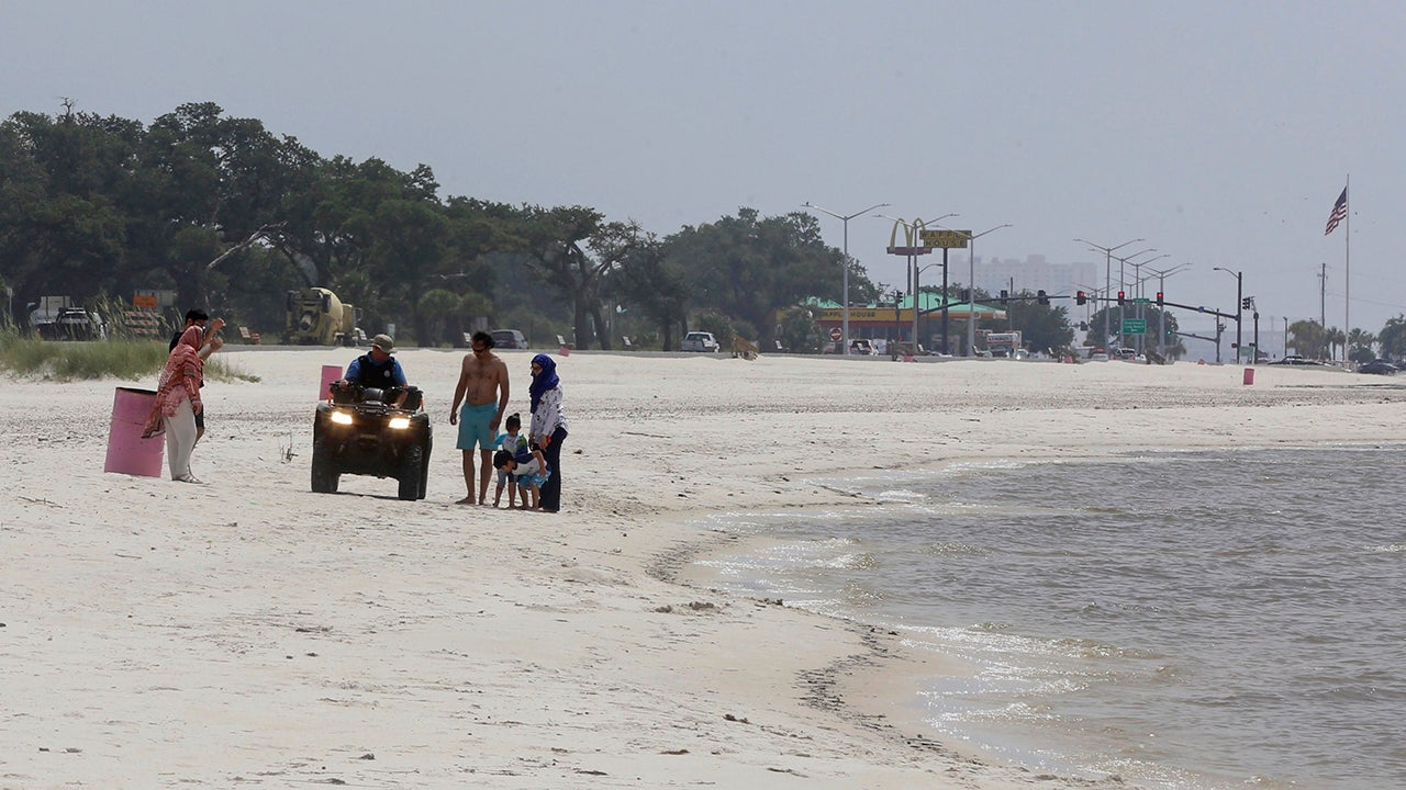 Mississippi Beaches Remain Closed by Blue-Green Algae Blooms Despite Tropical Storm Barry
