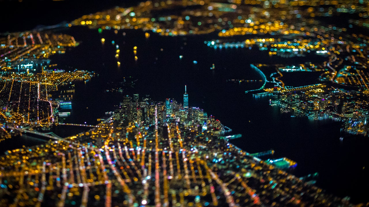 photographer captures amazing new york city aerials in  u0026 39 once in a lifetime flight u0026 39