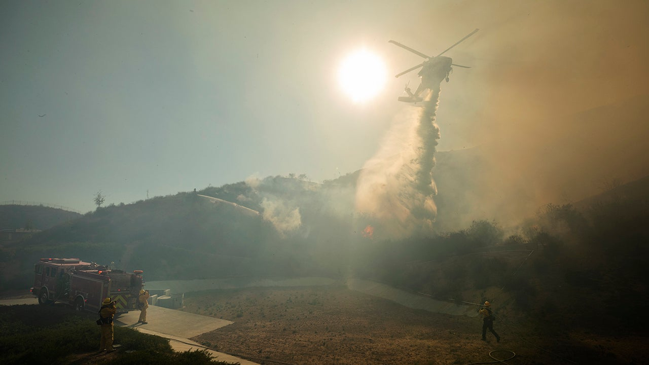 California Wildfire Season Already Off to a Fast Start | The Weather Channel - Articles from The Weather Channel | weather.com